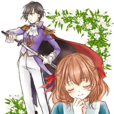 白百合ロミオとジュリエット